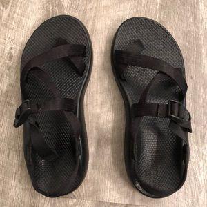 Men's Chaco Z2 Vibram Black (size 11)